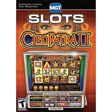 Encore IGT Slots Cleopatra II for Mac (1 User) [Download]