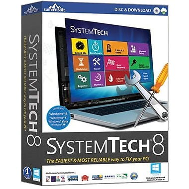 Summitsoft SystemTech 8 for Windows (1 User) [Download]