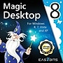 EasyBits Software Magic Desktop 8 - 1 Year