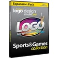 Summitsoft Logo Design Studio Pro Sports & Games Expansion Pack for Windows (1 User) [Download]