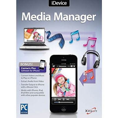 Encore iDevice Media Manager with Contacts Plus for Windows (1 User) [Download]