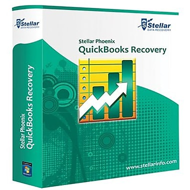 Stellar Phoenix QuickBooks Recovery for Windows (1 User) [Download]
