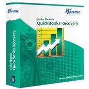 Stellar Phoenix QuickBooks Recovery for Windows (1 User) [Download]