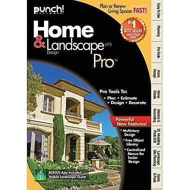 Encore Punch! Home & Landscape Design Pro v17.5 for Windows (1 User) [Download]