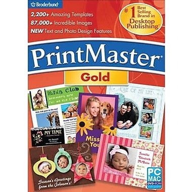 Encore PrintMaster v6 Gold for Windows (1 User) [Download]