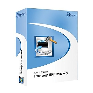 Stellar Phoenix Exchange BKF Recovery for Windows (1 User) [Download]
