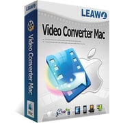 Leawo Video Converter for Mac (1 User) [Download]