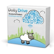DollyDrive Online Backup, Sync and Cloud Storage for Mac (1 User) [Download]