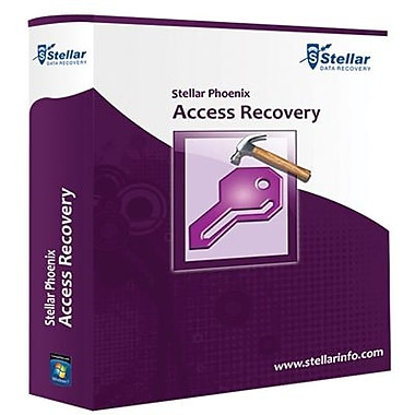 Stellar Phoenix Access Recovery for Windows (1 User) [Download]