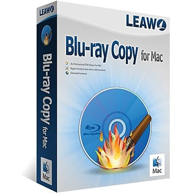 Leawo Blu-ray Copy for Mac (1 User) [Download]