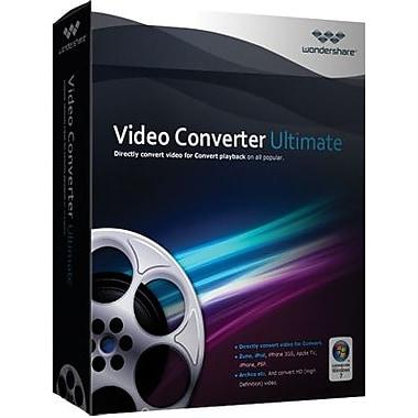 WondershareMD – Convertisseur vidéo Ultimate pour Windows (1 utilisateur) [téléchargement]