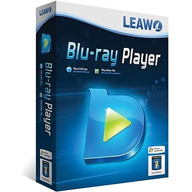 Leawo Blu-ray Player for Windows (1 User) [Download]