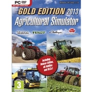 Actalogic Agricultural Simulation 2013 Gold for Windows (1 User) [Download]