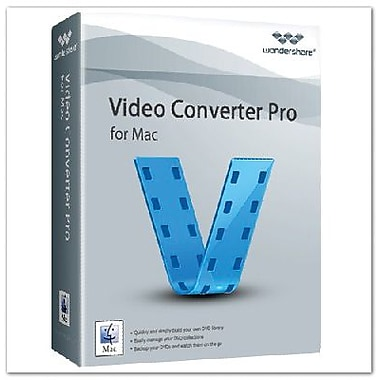 Wondershare Video Converter Pro for Mac (1 User) [Download]