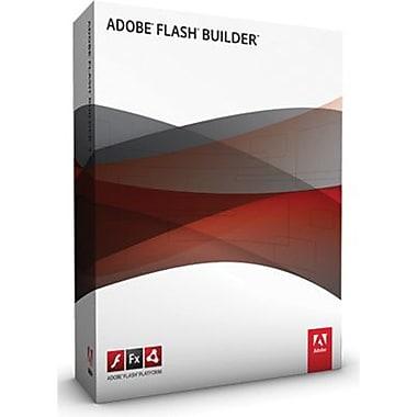 Adobe – Flash Builder 4.7 Standard pour Windows/Mac (1 utilisateur) [Téléchargement]
