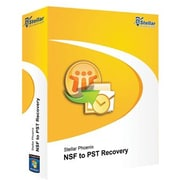Stellar NSF to PST Converter for Windows (1 User) [Download]