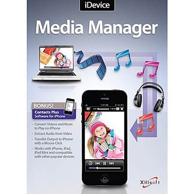 Encore iDevice Media Manager with Contacts Plus for Mac (1 User) [Download]