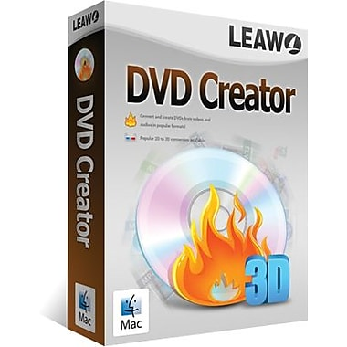 Leawo DVD Creator for Mac (1 User) [Download]