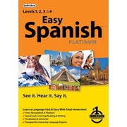 Individual Software Easy Spanish Platinum for Windows (1 User) [Download]