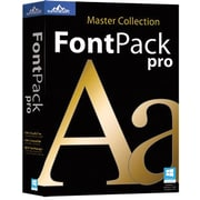 Summitsoft FontPack Pro Master Collection for Windows (1 User) [Download]