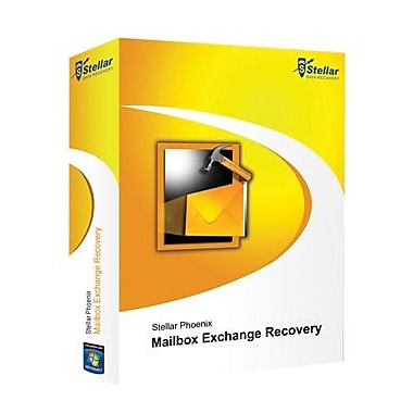 Stellar Phoenix Mailbox Exchange Recovery for Windows (1 User) [Download]