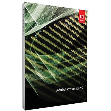 Adobe Presenter 9 for Windows (1 User) [Download]