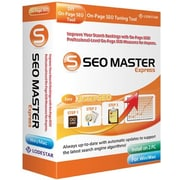 SEO MASTER Express Full Version for Windows/Mac (1 User) [Download]