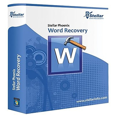 Stellar Phoenix Word Recovery for Windows (1 User) [Download]