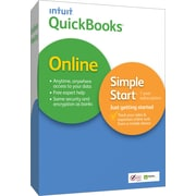 QuickBooks Online Simple Start Software