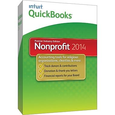 QuickBooks Premier Non-Profit 2014