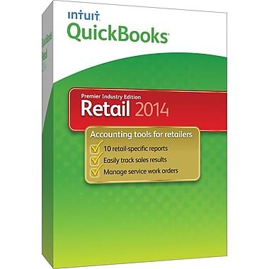 QuickBooks Premier Retail 2014 for Windows (1-User) [Boxed]