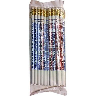 DesignWay #2 Teachers Pencils, 24/Pack