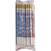 DesignWay #2 Teachers Pencils, 24/Pack