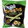 Tacos-Litos Rolled Tortilla Chips, Guacamole, 12 Bags/Box