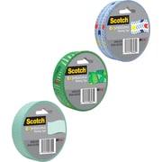 "Scotch® Expressions Masking Pattern Tape, 1"" x 20 yds"