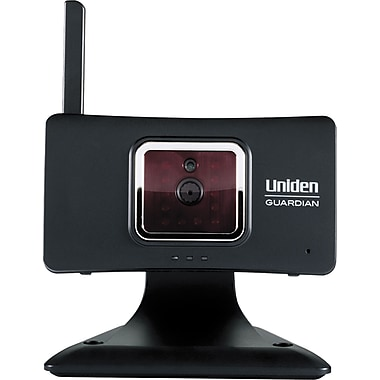 Uniden Guardian GC43 Wireless Indoor Portable Video Surveillance Camera