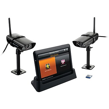 Uniden Guardian G755 Wireless Video Surveillance System