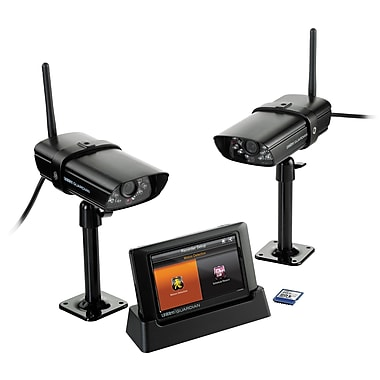 Uniden Guardian G455 Wireless Video Surveillance System