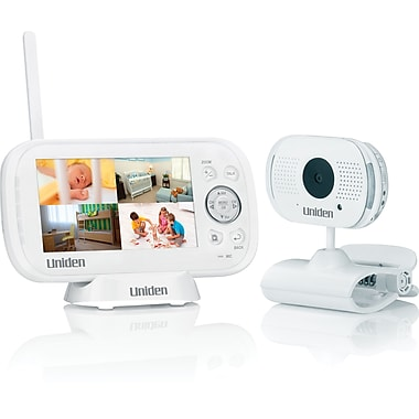 Uniden UBR243 Lullaboo Wireless Baby Monitor