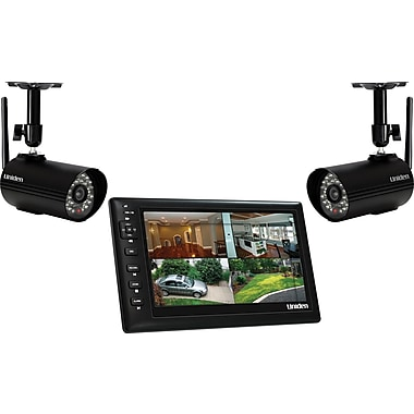 Uniden UDS655 Digital Wireless Video Surveillance System