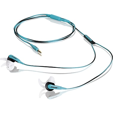 Bose SIE2i sport headphones, Blue