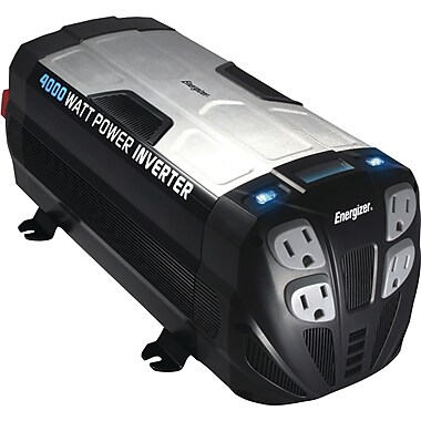 Energizer En4000 12-volt Power Inverter (4,000 Watt)