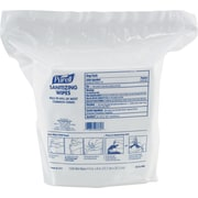 Purell® Sanitizing Wipes Refill Pouch, 1,500 Wipes/Pk