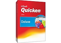 Quicken Deluxe 2014 for Windows (1 User) [Boxed]
