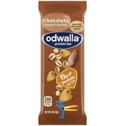 Odwalla® Chocolate Peanut Butter Protein Bar, 2 oz. Bar, 15 Bars/Pack