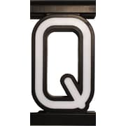 Mystiglo® Create-A-Sign - Letter Q