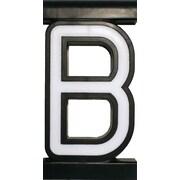 Mystiglo® Create-A-Sign Letter B