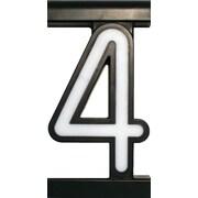 Mystiglo® Create-A-Sign - Number 4