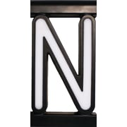 Mystiglo® Create-A-Sign - Letter N