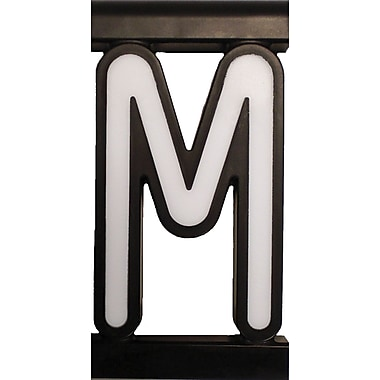 Mystiglo Create-A-Sign - Letter M